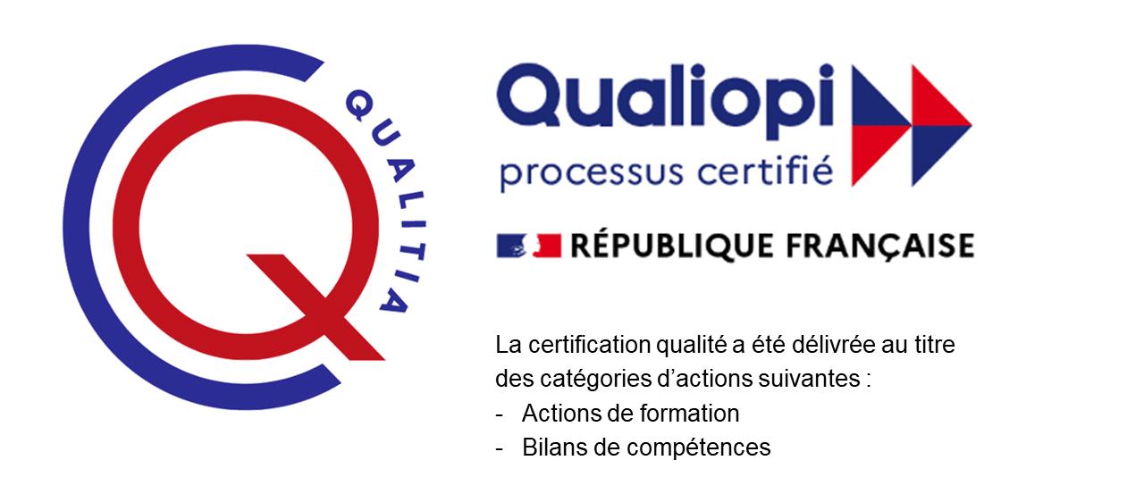 L.I.A | Formation certifiée processus Qualiopi